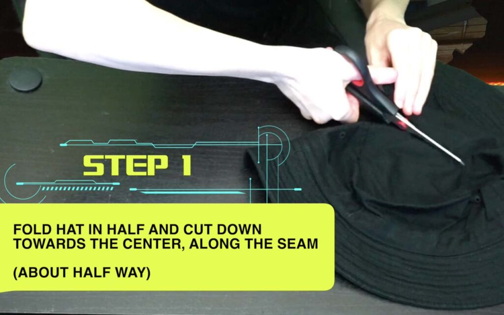 How to create your own Cyberpunk 2077 Jacket under $60 DIY Cosplay step 1