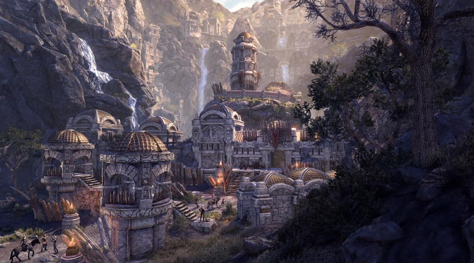 ESO Markarth DLC The Reach