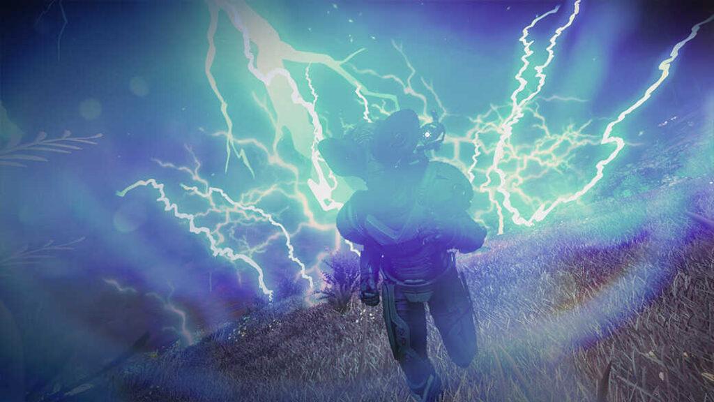 No Man's Sky Origins Lightning
