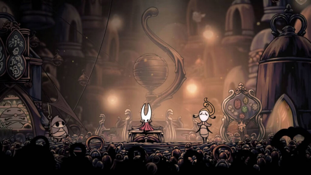 Hollow Knight Silksong Indie Game