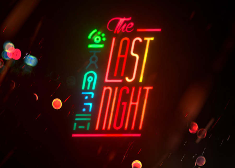 The Last Night Indie Game